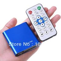 avi mkv hdmi media player achat en gros de-Vente en gros-Livraison gratuite! Lecteur multimédia de voiture, Mini lecteur Full HD 1080P avec télécommande AV Sortie HDMI USB / SD MKV / RM / AVI avec câble AV