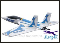 Commercio all'ingrosso - FUNJET PNP SET FLY WING EPO aeroplano aereo RC MODELLO HOBBY GIOCATTOLO CALDO / (aggiungere radio.battery.charger a volare!)