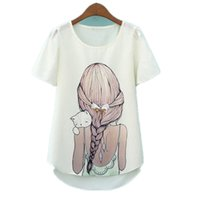 O-Neck sparkle puff - New Summer Fashion brand women t shirts Femal Sparkling Diamond Beauty Bow O neck short sleeve woman s chiffon t shirt