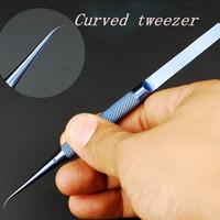 Wholesale Tweezers Phone - Precision Phone Repair Fly Line Fingerprint Tweezers Clip Jumper Line 0.02mm for Apple iphone Motherboard Copper Wire
