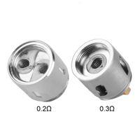 Wholesale head cylinders - 100% Orignal ELLO Mini Coils 0.2 0.3ohm HW1 HW2 HW3 HW4 Dual Cylinder Replacement Coils Head