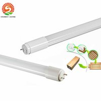 Vente directe d'usine + lumières T5 tube LED G5 20W 4ft 1.2M SMD2835 120led 2400lm haut brillant T5 conduit lampe fluorescente