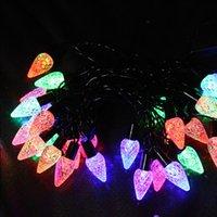 Wholesale Outdoor Decorative Led Lanterns - 5W Decorative lights, festival decorations, Christmas Wedding, LED lights, flashing lights, outdoor waterproof stars, lanterns string no1