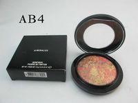 1pcs lot New makeup Mineralize Skinfinish pouder de fintion Natural 10 colors cheeky bronze Face Powder 10g!!