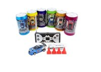 Wholesale Dropshopping Hot sale Mini Coke Can RC Micro Racing Car Romote Control Radio Hobbies Vehicles Christmas Popular Gift Toys for kids