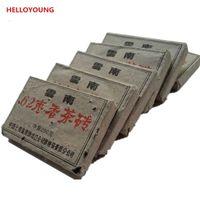 Wholesale Brick Tea - C-PE086 More Than 50 Years Old Puerh Tea Made in 1962 Year Tea Brick pu er Ripe puer organic tea
