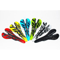 Wholesale 2016 new Hot TIME weight carbon fiber road bike saddle seat cushion mountain bike saddle bike accessories color