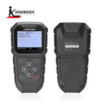 programador clave de corrección de kilometraje al por mayor-OBDSTAR J-I programador de llaves de automóvil y herramienta de corrección del odómetro de kilometraje Especial para vehículos de Japón para Honda / Acura Para Mazda, etc. DHL gratuito