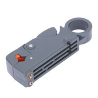 инструменты коаксиального кабеля rg6 оптовых-2017 новый бытовой инструмент многофункциональный роторный коаксиальный кабель коаксиальный инструмент резак RG58 RG59 RG6 ударопрочный материал для зачистки проводов