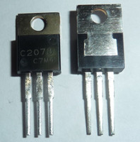 Wholesale Rectifier Diodes - Free shipping 2SC2078C 2SC2078 C2078 TO-220 New and original 10PCS LOT