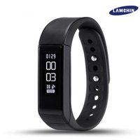 Wholesale calorie counter bracelet for sale - I5 Plus Smart Bracelet Wrisband Bluetooth Wireless Fitness Pedometer Activity Tracker with Steps Counter Sleep Monitoring Calories Track