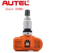 Wholesale Mx Honda - 2016 Oringinal Autel MX-Sensor 433MHz Universal Programmable TPMS Sensor Specially Built for Tire Pressure Sensor Replacement