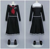 Wholesale dangan ronpa cosplay - Dangan Ronpa Fukawa Touko cosplay halloween cosumes