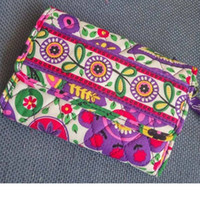 Wholesale VB Cotton Wallet Women Card Wallet Clutch Checkbook Purse From VB Factory Real