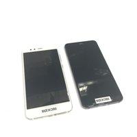 huawei gold achat en gros de-Nouveau Test Haute Qualité A +++ LCD Tactile Digitizer Avec Cadre Pour Huawei p10 Lite Noir Blanc Or Couleur