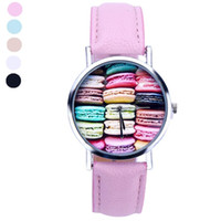 Wholesale Looking Glasses - Wholesale- Essential Wristwatch Bangle Bracelet Watches Women Leather Analog Quartz Classic Look Gift Sep29