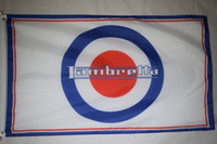 Wholesale Promotional Flags - Lambretta Advertising Promotional Banner Flag City Country banner Flag Custom Football Hockey Baseball any Team House Divided Flag
