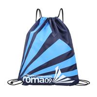 Wholesale Wholesale Yoga Style Clothing - 100 pcs Swimming bag dry wet clothes swimsuit pool bag ocean pack diving travel shoulder beach bags waterproof backpacks Cute Style Shoe Bag