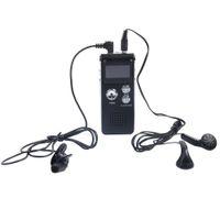 ingrosso unità flash del lettore audio-All'ingrosso-Mini USB Flash 8GB 650HR Digital Audio Registratore vocale ricaricabile Dittafono USB Drive MP3 Player