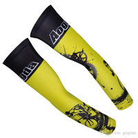 Wholesale oversleeves bicycle for sale - Group buy Aogda Cycling Sleeves Racing Oversleeves Ciclismo Bicycle Arm warmer outdoor Sport Bike breathable AntiUV sun bicycle Cover Free Ship