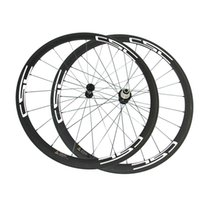 Carbon Fiber Road Wheelset 38mm Tubuless Wheelset 23mm Largura R13 Hub CSC Decal Bicycle Jantes 700C Full Carbon Road Bike Wheels