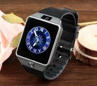 Wholesale Watch Unlocked Cell Phones - Bluetooth Smart Watch All in one, Unlocked Watch Cell Phone, Bluetooth watch for Iphone and Android phones