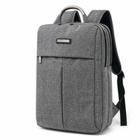 Borsa quadrata Bagpack Oxford Cloth Borsa unica del computer portatile dello zaino di disegno degli uomini Backpack maschio di zaino di affari Business Bag