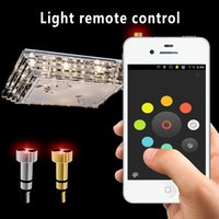 Wholesale-Light JAKCOM i2L IR Télécommande Smart Home Switch Controller Bouton rapide clé intelligente pour iPhone 6S 7 Mobile Climatiseur TV