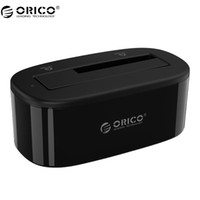 ORICO 6218US3 HDD Docking Station 5Gbps Super Speed ​​USB 3.0 a SATA Hard Drive Docking Station para disco duro de 2.5 '' / 3.5