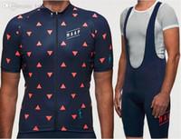 bisiklet şapkası kısa çizgileri toptan satış-Fotoğraf renk MAAP bisiklet jersey erkek takım bisiklet bisiklet giyim ropa ciclismo maillot bicicleta kısa Önlük / boyutları olabilir