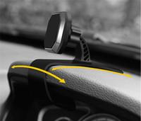 iphone için emiş aparatı toptan satış-Araba Manyetik Tutucu Emme 360 Derece Rotasyon Havalandırma Araç Montaj Telefon Tutucu Cam Handfree Pano Telefon Cep Telefonu iPhone Için Standı