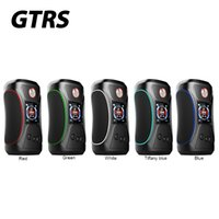 Wholesale Power Threading - GTRS VBOY 200 TC Box MOD with SX500 Chip power by dual 18650 battery work with 510 Thread TFV8 Tank