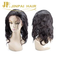 JP Hair Good Feedback Full Lace And Lace Front Wigs Natural Body Wave Cabelo humano Preço por atacado