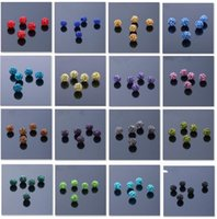 Wholesale Crystal Shamballa Bead - Wholesale - New fashion polymer clay Ball Crystal Shamballa Bead Bracelet Necklace Beads Bracelet DIY accessories 2501
