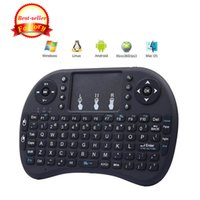 Rii i8 Mini QWERTY Tastatur Gaming Touchpad Drahtlose Fly Air Maus Fernbedienung für PC Tablet Android Tv Box MXQ X360 PS3