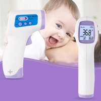 Wholesale Adults Thermometer - DM-300 Top Sale Non-contact Body Skin Infrared Digital Thermometer For Baby Kids Adult