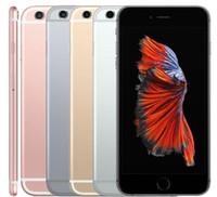 multi caméra mobile achat en gros de-Original 100% Apple iPhone 6S 16GB / 64GB / 128GB No Touch ID Dual Core IOS 11 4,7 pouces débloqué téléphone mobile