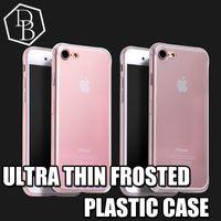 mate tpu iphone al por mayor-Funda Slim Matt para iphone 6 Fundas iPhone 6 plus Ultra Thin TPU Soft mate Fundas de gel transparente para Iphone 5 Galaxy S5 S6 Note 4 HTC M9