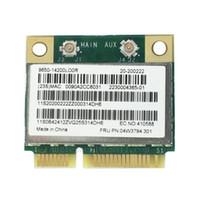 lenovo thinkpad mini laptop venda por atacado-Venda por atacado- G510 BCM943142HM 11bgn WIFI + BT4.0 04W3794 / 3795 meia-Mini-PCI placa sem fio para Lenovo Thinkpad G400, .E530C, E135, X140E.S431, L430