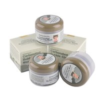 Wholesale Green Treatment - Deep Cleansing Clay Mask Carbonated Bubble Anti-Acne Moisturizing Face Mask Carbonate Mud Mask Whitening Hydrating Sleeping Masks