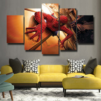 5 Pcs / Set Modern Abstract Wall Art Painting Canvas Painting para Sala de estar HomeDecor Picture Beautiful picture # 105