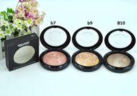 Wholesale English Skinfinish - Hot Makeup Mineralize Skinfinish Natural Face Powder 10g English name +gift