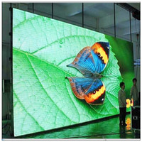Wholesale Outdoor Led Display Module - Hero 2018 Waterproof Outdoor P6 SMD3535 Full Color LED Display Module 192*192MM , High Quality P6 Outdoor 3-IN-1 RGB SMD LED Module