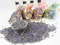 Wholesale Wholesale Scented Sachet - Natural Scented Fragrance Sachet Aromatherapy Automobile, Closets And Dresser Air Freshener Sachet Natural Lavender Sachets Gift