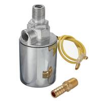 электромагнитные клапаны воздух оптовых-Клапан соленоида 12 / 24V сверхмощный электрический 1 / я