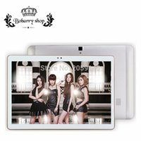 Wholesale best dual core tablets for sale - BOBARRY S106 G LTE Android inch tablet pc Octa Core GB RAM GB ROM Cores MP IPS Kids Gift Best Tablets computer
