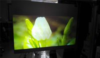 Wholesale Rear Adhesive Projection - 1.52x8m Black Adhesive Rear Projection Screen Film  High Contrast for POS display