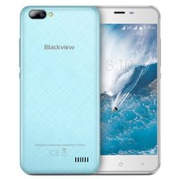 Blackview A7 3G Smartphone 5 дюймов Android 7.0 Quad Core 1GB RAM 8GB ROM 5mp Dual Back Camera 2800mAh Аккумулятор