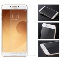 Wholesale 2 D Tempered Glass For Galaxy S7 S6 S5 Note Screen Protector With mm Explosion Proof Film