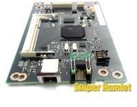 Wholesale Mother Board Hp - Free Shipping Refurbished original Formatter board mother board for HP laserjet CP1525nw for HP1525 CE482-60001